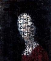 Stephen Lawlor, Lucrezia, oil on canvas, 68 x 76 cm, 2014