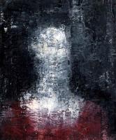 Stephen Lawlor, Lucrezia II, oil on canvas, 30 x 25 cm, 2016