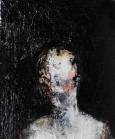 Stephen Lawlor, Helen, oil on canvas, 30 x 25 cm, 2016