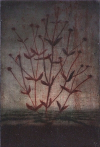 Michael Canning, The Odds I, oil on linen on wood, 21 x 15 cm, 2012