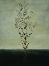 Michael Canning, Decree, oil on linen, 122 x 91.5cm, 2012, SOLD