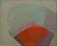 Tom Climent, Alluvium, oil on board, 22 x 27, 2014, € 800