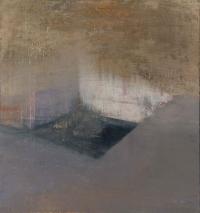 Tom Climent, Heavens Pool, oil on board, 30 x 33 cm, 2013, €1,100