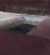 Tom Climent, In the Place of, oil on board, 30 x 33 cm, €1,100