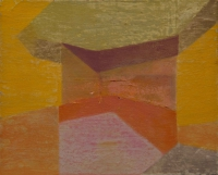 Tom Climent, Light Pointer, oil on board, 22 x 27, 2014, € 800