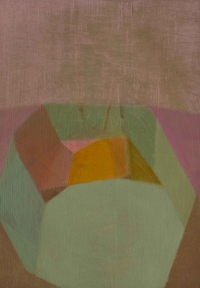Tom Climent, Placer, oil on board, 27 x 19 cm, 2014, € 750