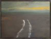 Conor Gallagher, Dusk Road, oil on canvas, 60 x 80 cm, 2013, €1,300