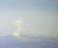 Tim Goulding, Cloud 1, 80 x 100 cm, acrylic on paper, € 4,900