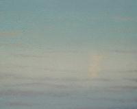 Tim Goulding, Evening Sky 1, 60 x 76 cm, acrylic on board, € 4,200