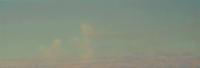 Tim Goulding, Evening Cloud 2, 30 x 80 cm, acrylic on canvas, € 2,800