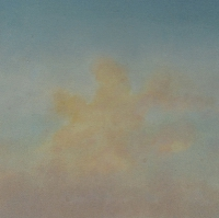 Tim Goulding, Evening Sky 4, 30.5 x 30.5 cm, acrylic on paper, € 1,550