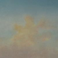 Tim Goulding, Evening Sky 4, 30.5 x 30.5 cm, acrylic on paper, € 1,550