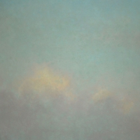 Tim Goulding, Cloud Forming 2, 30.5 x 30.5 cm, acrylic on paper, € 1,550