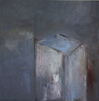 Carol Hodder <i>Box ix</i>, oil on canvas, 60 x 60 cm, 2011, € 1,750