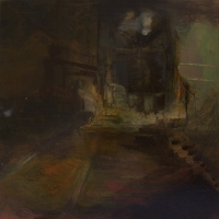 Colin O'Daly, Interior, oil on canvas, 30x30 cm, 2012, €1,200