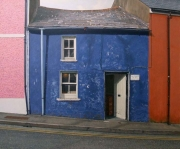 John Doherty, The Vet's Surgery (Schull, Co. Cork), acrylic on canvas, 76 x 91 cm, 2015-16, SOLD