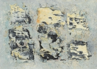 Pneuma Grid Kilcatherine, oil on panel, 2010, SOLD