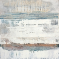 Siobhan McDonald, The Ice Is Getting Thinner, 76 x 76 cm, oil on canvas, 2011, unframed, € 4,200