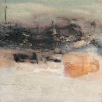 Siobhan McDonald, Night Sky, 41 x 41 cm, oil on canvas, 2011, framed, € 1,900