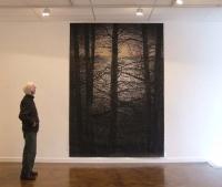 Canning Selva Oscura II 305 x 213 cm 2014