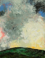 """Anne Neely, oil on board, 14"""" x 11"""", 2004-05"""