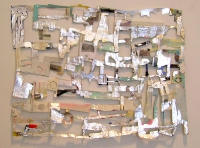 Helen O'Leary, Want, mixed media, 2006
