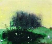 Antonio J. Lopez, Plantation 1, acrylic on canvas, 30 x 36 cm, 2012, €550