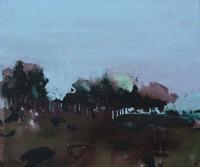Antonio J. Lopez, Plantation 3, acrylic on canvas, 30 x 36 cm, 2012, €550