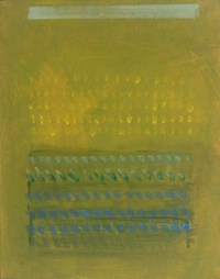 Eoin Butler Inscape Suite i, acrylic on board, 15 x 12 cm, 2012, €160