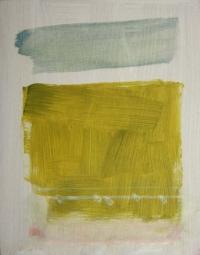 Eoin Butler Inscape Suite ii, acrylic on board, 15 x 12 cm, 2012, €160