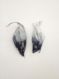 Kate MacDonagh, Chorus ii (set of two), mixed media, 40 x 20 cm, 2013, €700