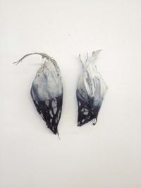 Kate MacDonagh, Chorus ii (set of two), mixed media, 40 x 20 cm, 2013, €700