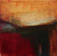 Zita Reihill, Structured Dreams, mixed media on canvas, 61 x 61 cm, €1,200