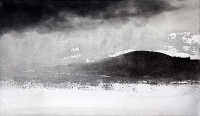 Norman Ackroyd, Dunmanus Bay, etching, edition of 90, 18 x 31 cm, 2002, € 450 unframed
