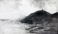 Norman Ackroyd, Dursey Head, etching, edition of 90, 18 x 31 cm, 2002, € 450 unframed