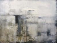 Donagh Carey, Epoch I, oil on canvas, 76x101cm,2015