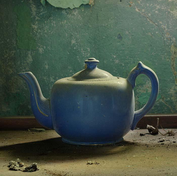 Creedon, Teapot