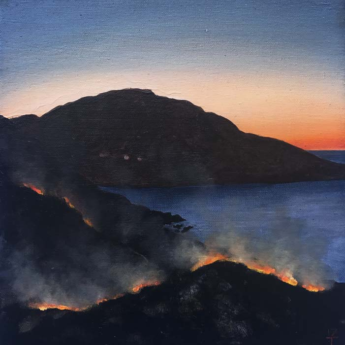 Goulding, Sunset Fires 4