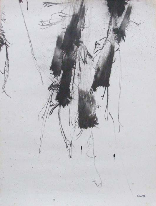 Scott, Gestural Drawing (2)