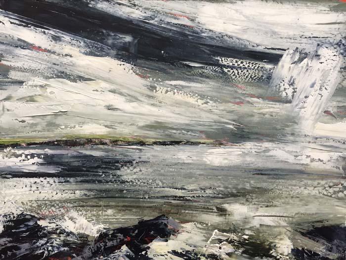 Storm, Crewe Bay