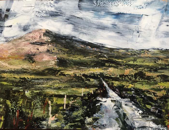 Donagh Carey, West, Mt. Gabriel