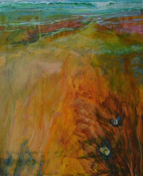 Jill Dennis, Sandscape I