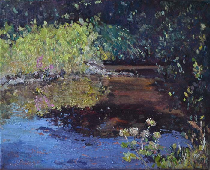 Fiona Power, Durrus River