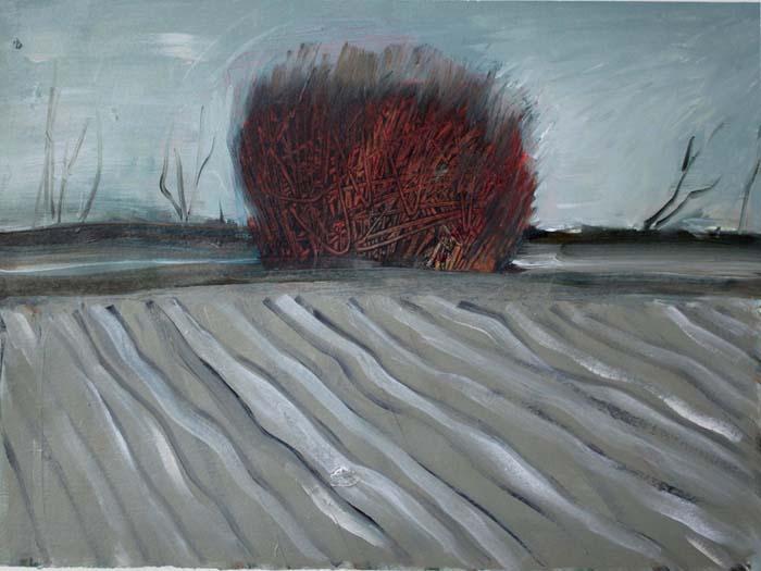 Katherine Boucher Beug, In a Field III