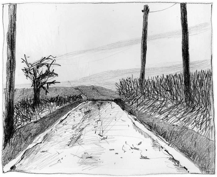 Katherine Boucher Beug, Toward Dunderrow