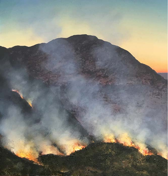 Goulding, Sunset Fires 6
