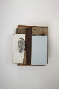 Katherine Boucher Beug, Handle, wood & found materials, 28 x 22 cm, 2014 € 1,250