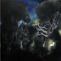 Jonathan Hunter, Ghost, oil on canvas, 30 x 30 cm, 3013, €900
