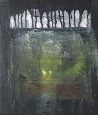 Eddie Kennedy, Little Goddess, oil on linen, 36 x 32 cm, 2013, €1,800