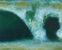 Gwen O'Dowd, Wave Series 3, oil on card, 35.5 x 30.5 cm, 2010, €800
